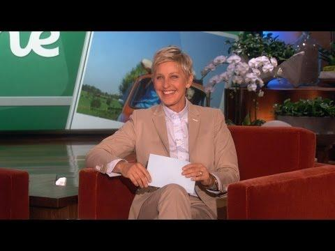 Ellen Shares Funny Vines