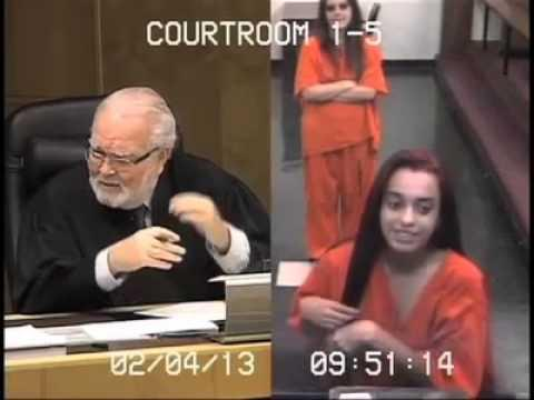 FAIL - Don't Piss Off A Judge