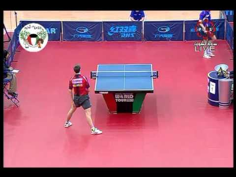 Epic - Quentin Robinot's Epic Ping Pong Shot