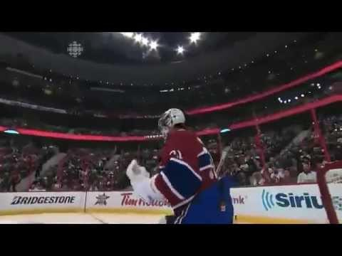 Funny Moments Of Montreal Canadiens' Carey Price