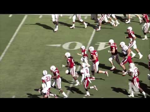 Cute - Jack Hoffman Makes A 69 Yard Touchdown