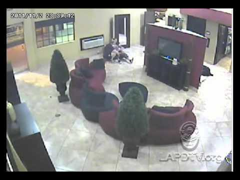 Epic - Two Guys Help Stop A Robber