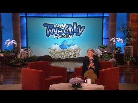 Funny In Case Of Emergency, Delete Browser History Tweet - Ellen