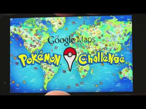 Google Rolls Out Pokemon Challenge