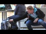 Reverse Pickpocketing Prank By Stuart Edge