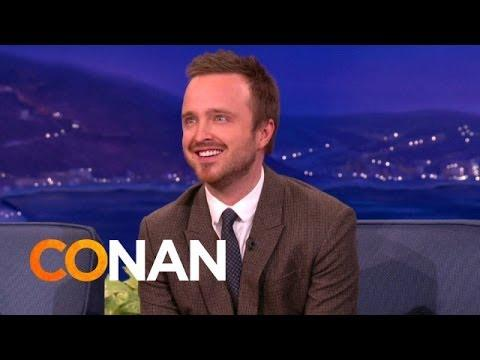 Aaron Paul's Terrible Idea To Give His Fans Some Champagne