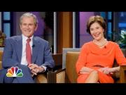 Former American President George W Bush On Jay Leno - Part 4