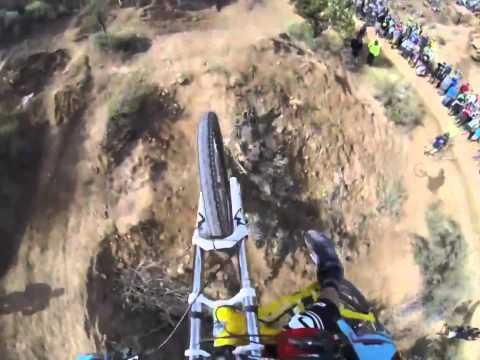 Insane Downhill Bike Riding By Dakine World