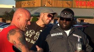 Messing With Bikers Using Tickle Bugs Prank