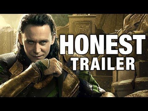 Honest Thor - The Underworld Movie Trailer