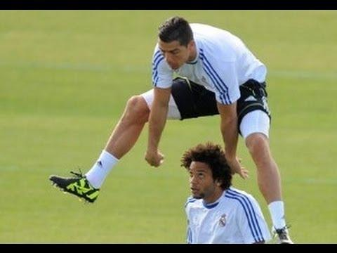 Funny Moments Of Real Madrid - Part 1