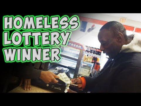 Rahat Pranks The Homeless Guy With Fake Lottery