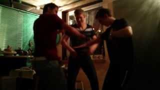 German Guys Trying To Dance Like Russians FAIL