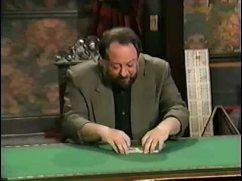 Ricky Jay Shows How To Control The Deck Of Cards