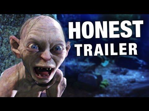 Parodies - Honest Lord Of The Rings Trilogy Movie Trailer