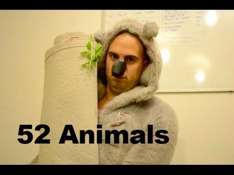 Funny And Weird Impressions Of Animals