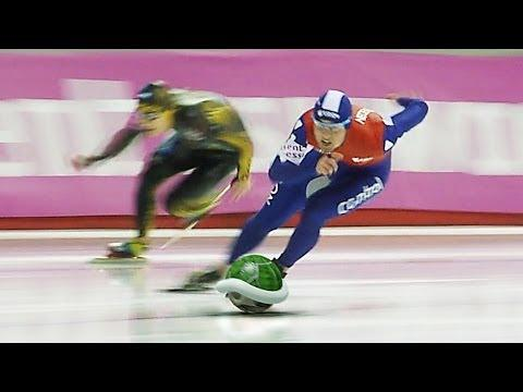 Winter Olympics Speed Skating Gets More Challenging