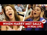 Real Life Harry Met Sally Movie Prank