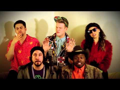 Awesome - Thrift Shop A Capella Cover By Pentatonix