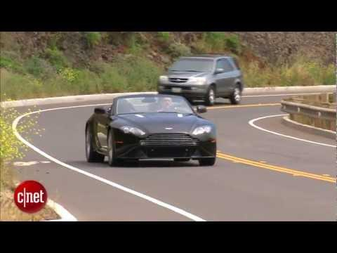 Car Reviewer Hates The Aston Martin Vantage