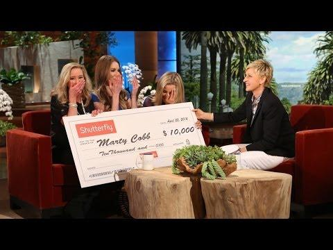 Funny Southwest Airlines Attendant On Ellen