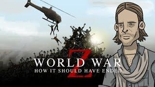 How World War Z Movie Should Have Ended