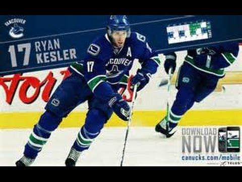 Greatest Hockey Plays By Ryan Kesler