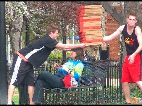 There's Something In Your Hair Prank - Part 2