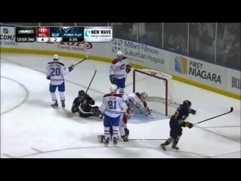 Greatest Hockey Plays By Thomas Vanek