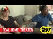 Best Buy's Real Theater Experience At Home Parody