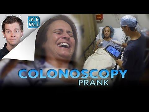 Jack Vale Pranks Colonoscopy Patients