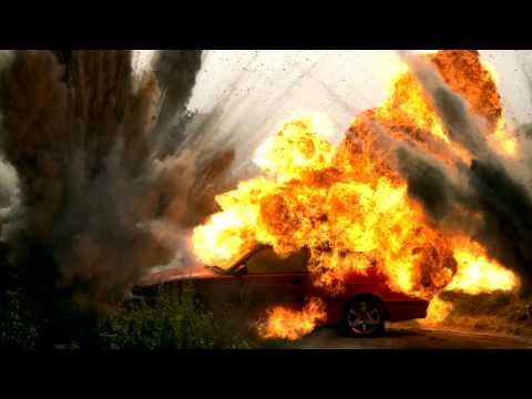 Epic - Car Explosion In Slow Motion