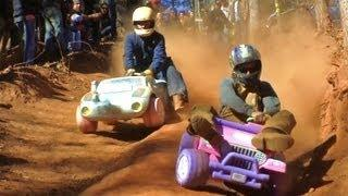 Extreme Toy Jeep Racing