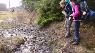 Epic Jumping Over The Mud FAIL