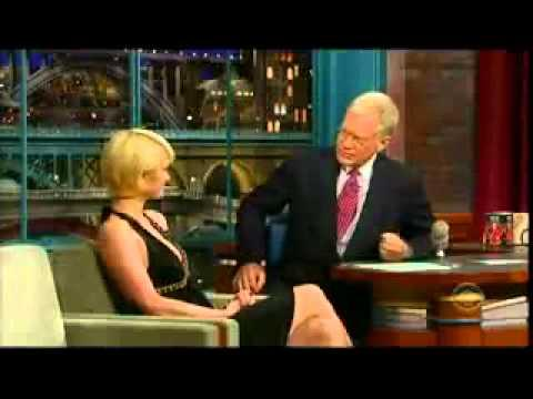 David Letterman's Funny Interview Of Paris Hilton