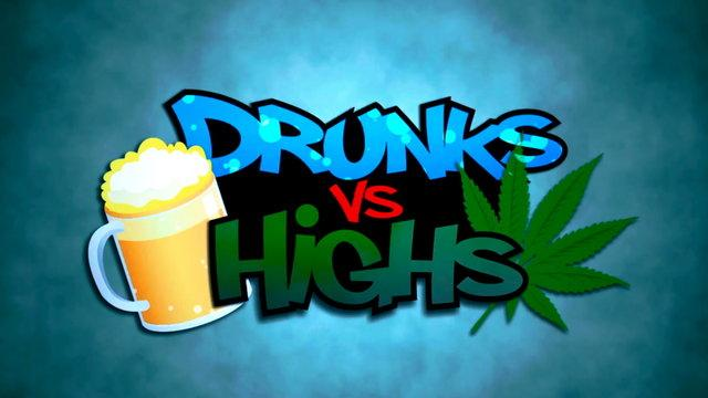 Jokes - Drunks Vs Highs Game Show