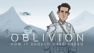 How The Oblivion Movie Should Have Ended