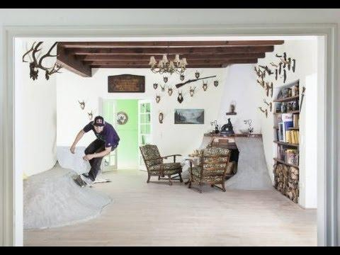 Awesome - Skateboarder's Dream House
