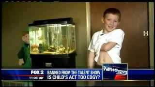 Kid Is Banned From School Talent Show