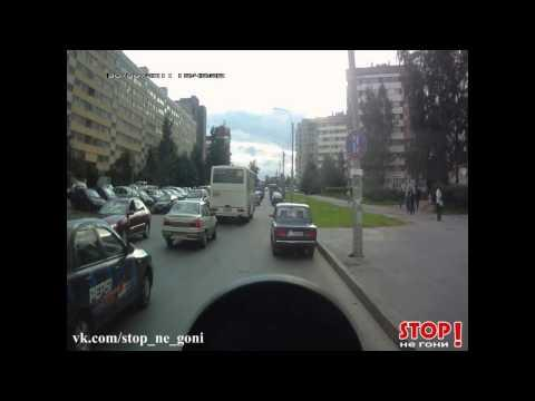Crazy - Driving A Bus In Russia Is A Nightmare