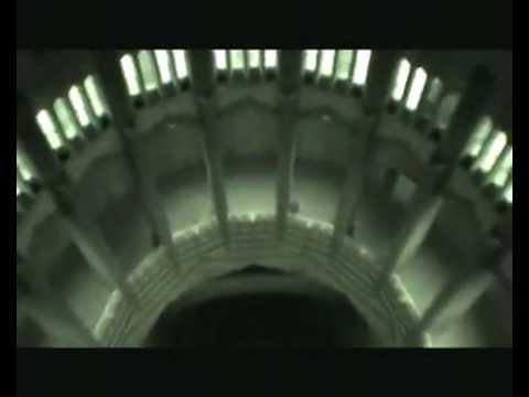 Awesome - Base Jumping Inside Basilica Of Koekelberg