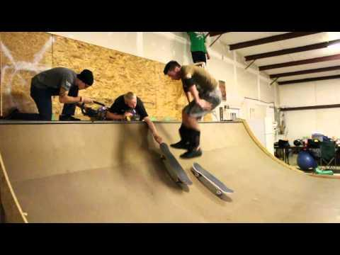 Epic - Skateboard Side Flip Stunt
