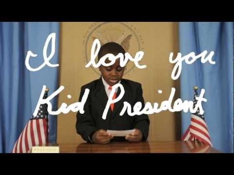 Jokes - Kid President Answers Questions