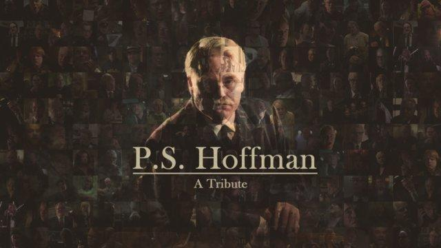 Tribute To Actor Philip Seymour Hoffman
