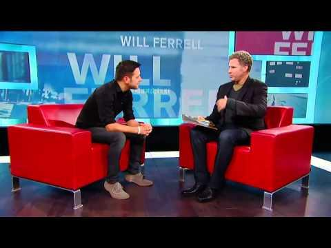 Funny Interview Of Will Ferrell By George Stroumboulopoulos