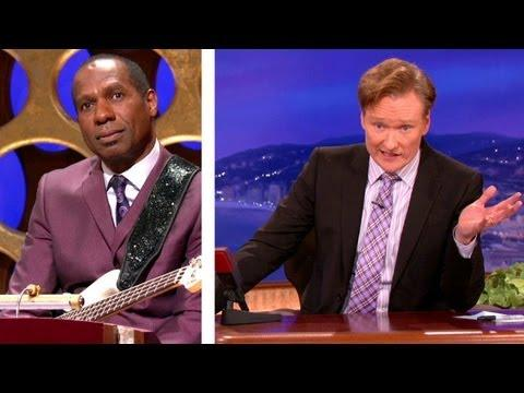 Conan O'Brien - Mike Merritt's Funny Inner Thoughts About Conan