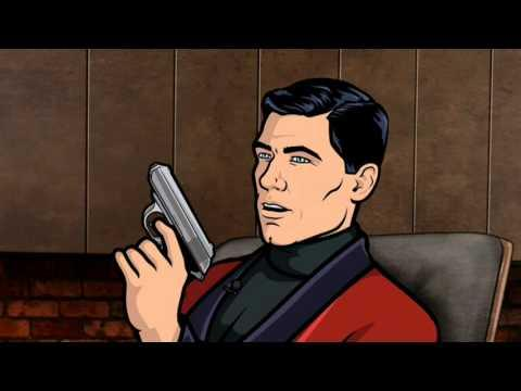 Jokes - Archer Answers Questions