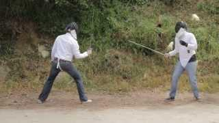 Funny Matt Ingebretson Vs Dave Ross Fencing