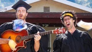 Rhett & Link's Funny Graduation Song
