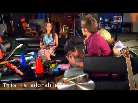 Funny Moments Of Glee Actors - Part 15